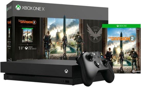 Revelan los detalles de los bundles exclusivos de Tom Clancy's The Division 2 para Xbox One - ubisoft-y-microsoft_1