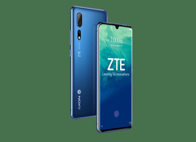WMC 2019: ZTE presenta su primer smartphone 5G: ZTE Axon 10 Pro 5G - zte-axon-10-pro-5g