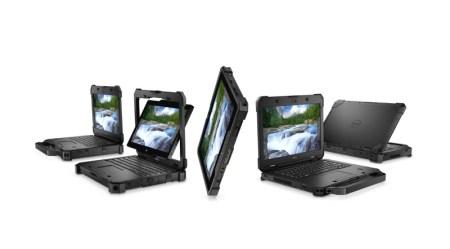 Lanzamiento de la nueva familia de computadoras portátiles Dell Latitude Rugged