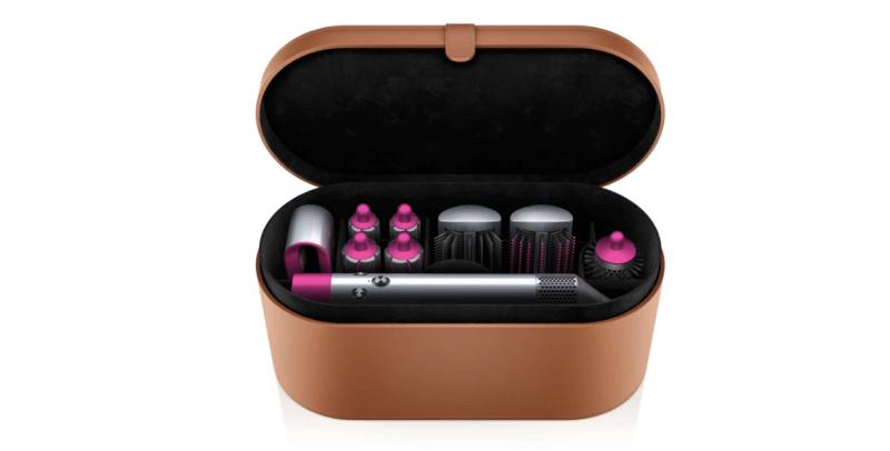Llega a México Dyson Airwrap, tecnología que cuida tu cabello - dyson