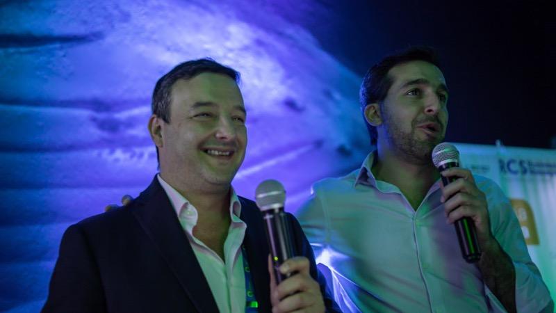 Lanzamiento de la plataforma RCS Business Messaging presentada por Google - enrique-diaz-it-manager-de-avon-y-eli-sitt-vp-sales-marketing-de-c3ntro-telecom