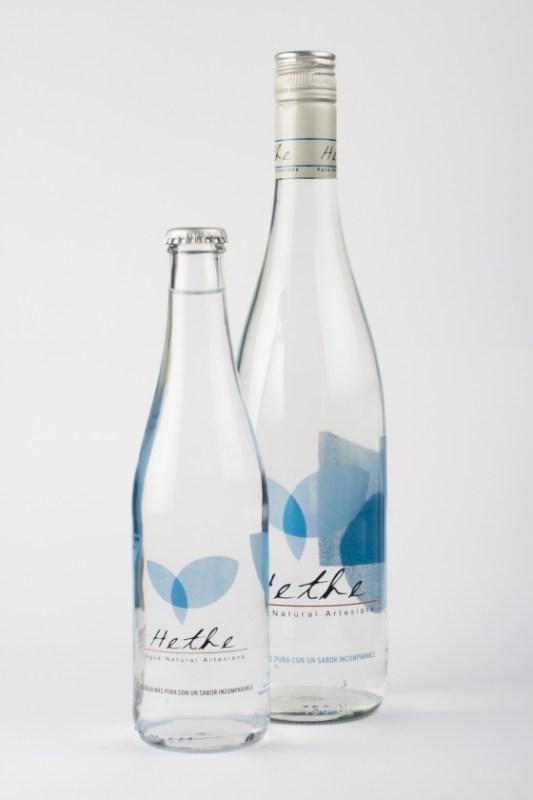 Hethe, la primera marca mexicana de agua artesiana - hethe-still