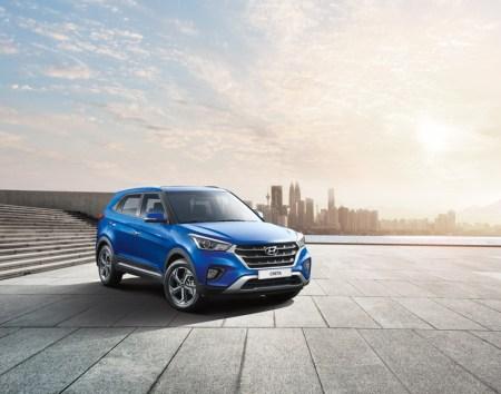 Hyundai Creta es la SUV más vendida en México
