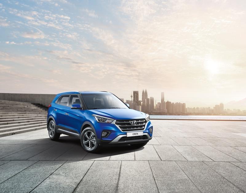 Hyundai Creta es la SUV más vendida en México - hyundai-creta