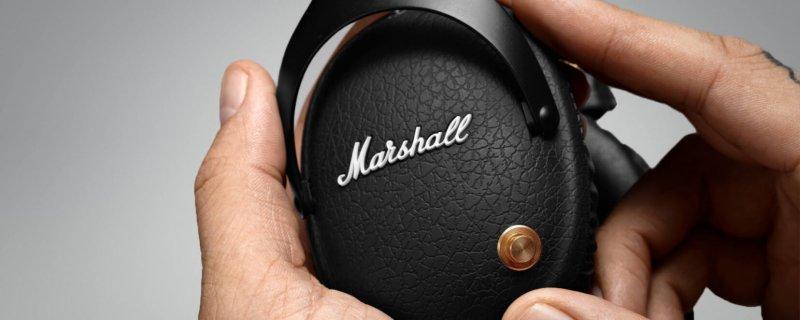 Nuevos audífonos Marshall Monitor Bluetooth, diseñados para profesionales del audio - marshall_headphones_slide__monitor_bluetooth__02_1_1656