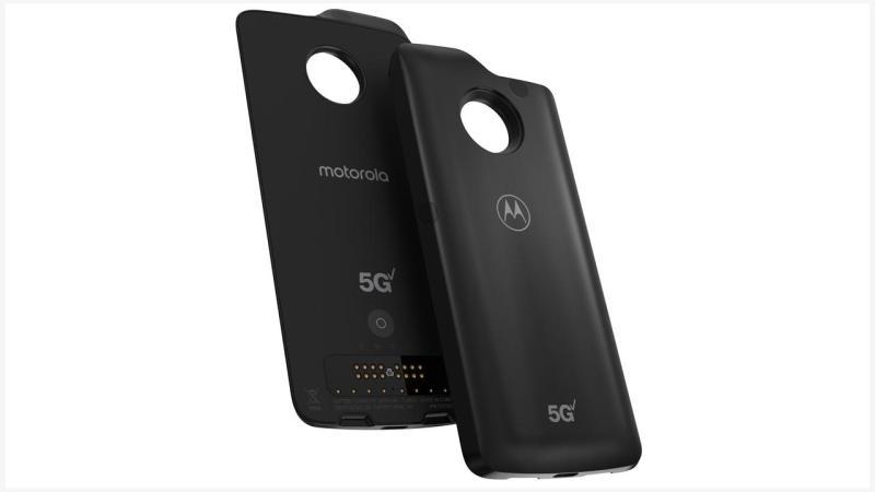 Motorola y Verizon anuncian pre-venta para el Moto mod 5G - moto-mod-5g-800x450