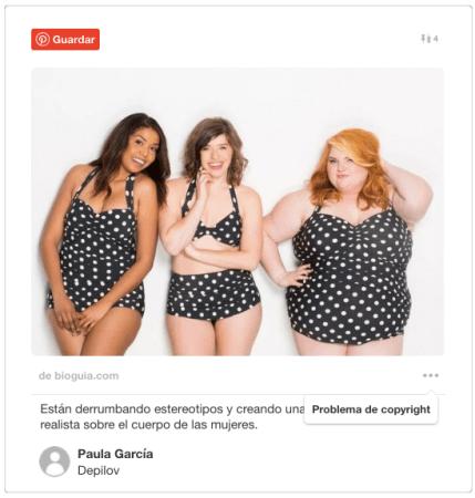 Las principales búsquedas de las mujeres en Pinterest