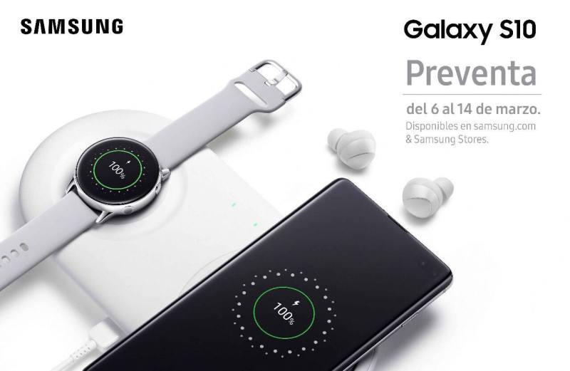 Inicia la preventa de la serie Samsung Galaxy S10 en México - preventa-samsung-s10