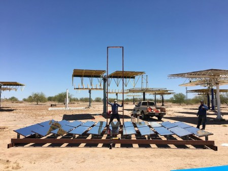 Crean científicos de México y EU tecnología que utiliza energía solar que desaliniza agua en zonas áridas