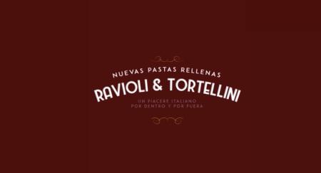 Raviolis y tortellinis, nuevas pastas rellenas se integran al menú de Italianni's