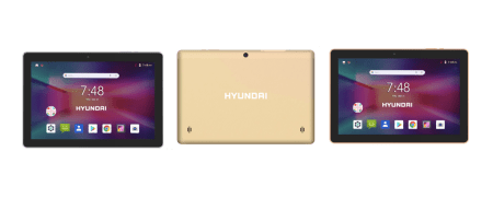 Hyundai Technology lanza su segunda generación de Tablets