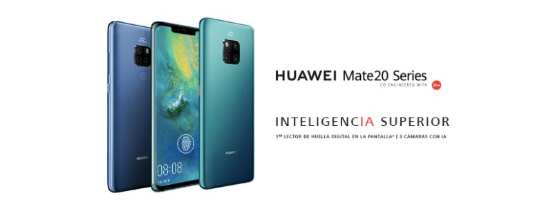 Envíos de la serie HUAWEI Mate 20 sobrepasa los 10 millones de unidades - serie-huawei-mate-20