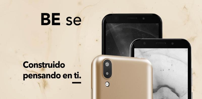 Lanzamiento de la marca mexicana Bleck de smartphones & gadgets - smartphone-be-se-bleck