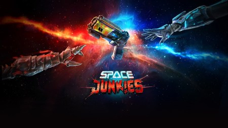 Ubisoft anuncia que Space Junkies ¡ya disponible!