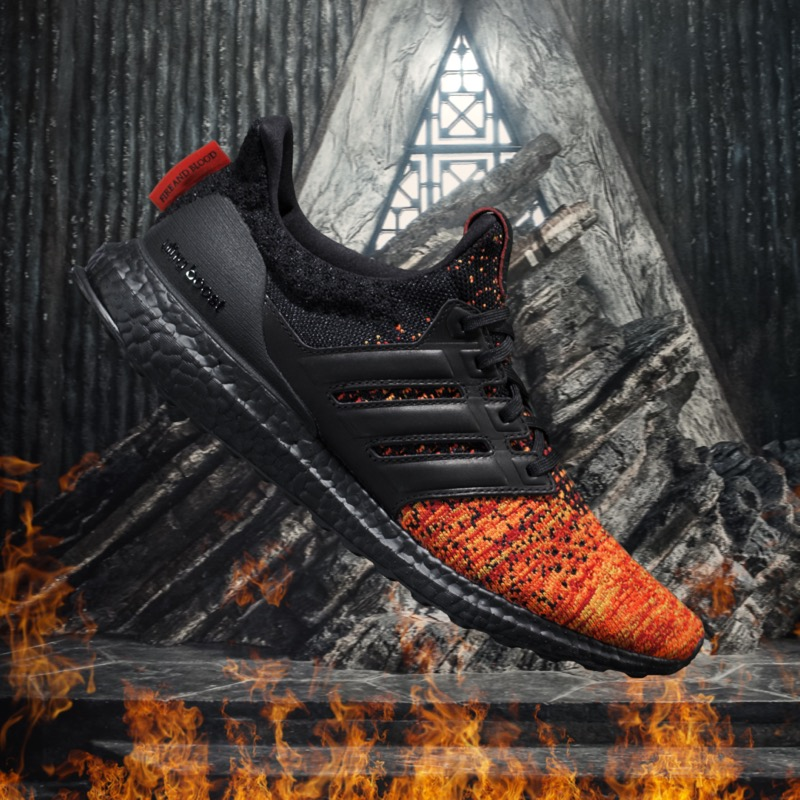 adidas Running presenta su colaboración con Game Of Thrones de edición limitada - targaryenm_ultraboost-de-adidas-x-game-of-thrones