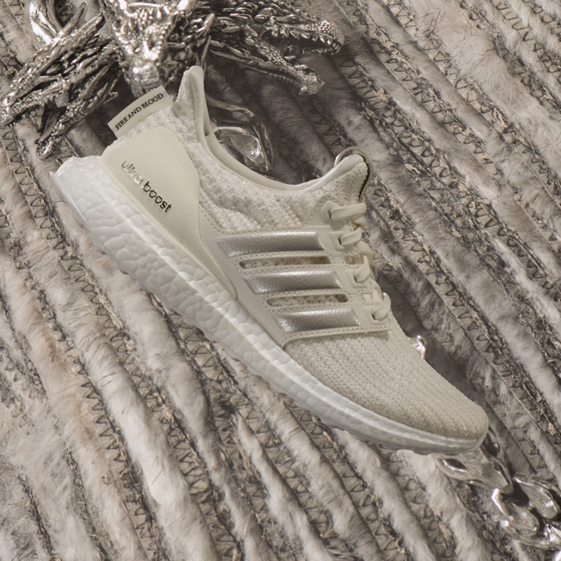 adidas Running presenta su colaboración con Game Of Thrones de edición limitada - targaryenw_ultraboost-de-adidas-x-game-of-thrones