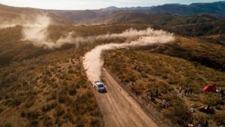 Las mejores tomas de carreras de autos con DJI