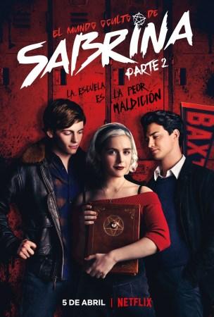 Tráiler de la Parte 2 de El mundo oculto de Sabrina ¡estreno 5 abril!
