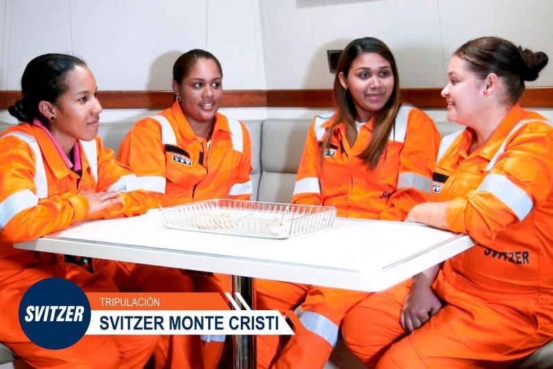Primera tripulación femenina que surca aguas en Latinoamérica - tripulacion-a
