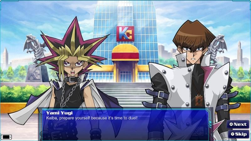 Yu-Gi-Oh! estará de vuelta de forma exclusiva para Nintendo Switch - yu-gi-oh-nintendo_switch_webadictos