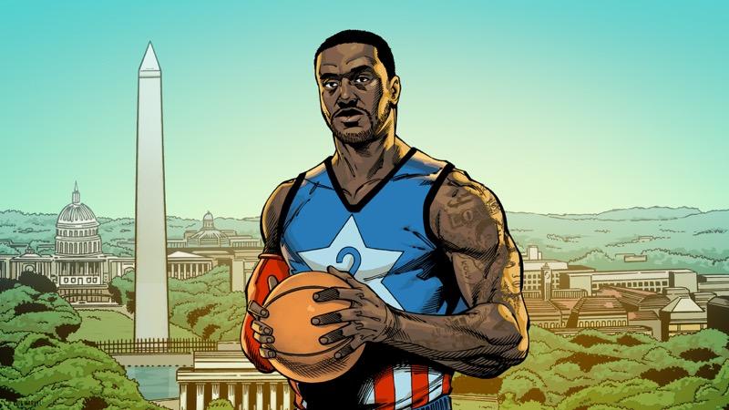 adidas y Marvel celebran a los héroes más poderosos del baloncesto - adidas_marvel_john_wall_twitter_02