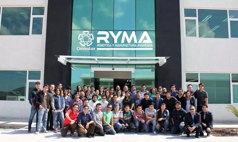 Estudiantes de maestría y doctorado obtienen primer lugar en competencia de vehículos autónomos - alumnos-de-maestria-y-doctorado-del-centro-de-investigacion-y-de-estudios-avanzados