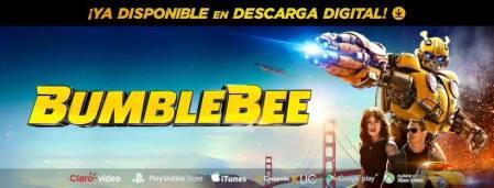 BumbleBee ¡ya disponible en digital!