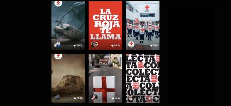 TikTok y la Cruz Roja une fuerzas y lanza el desafío #LaCruzRojaTeLlama en redes sociales