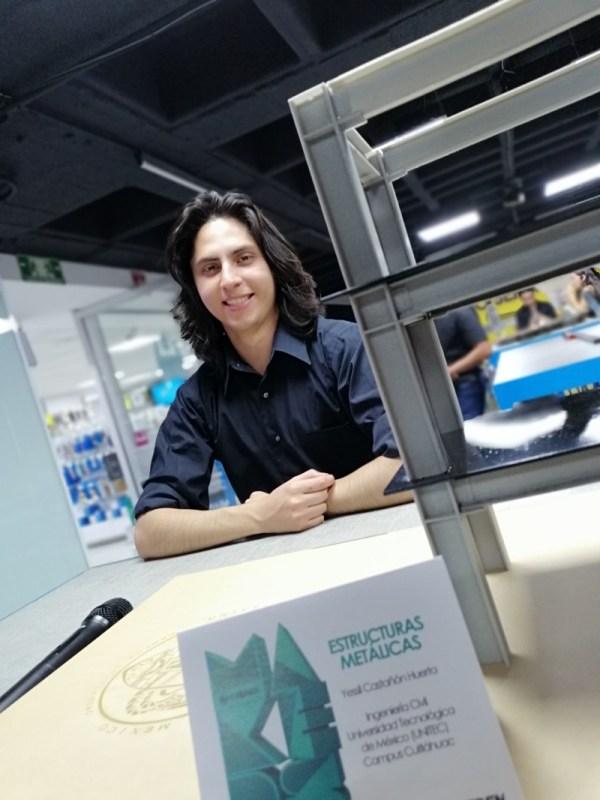 Steren Makers, un espacio abierto equipado para crear, diseñar y desarrollar - estudiante-ingeniaria-civil-unitec-600x800