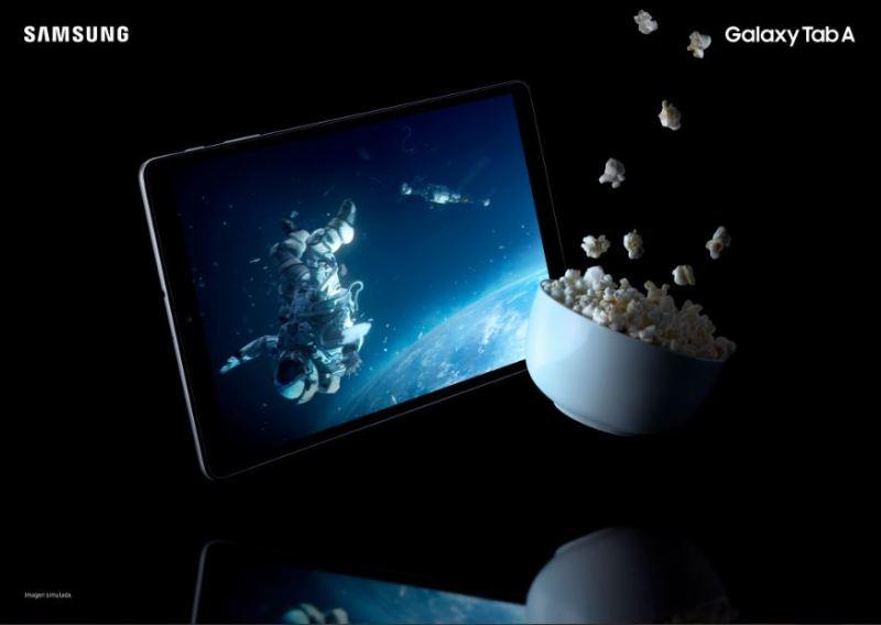Galaxy Tab S5e y Galaxy Tab A, las dos nuevas Tablets de Samsung que llegan a México - galaxy-tab_a_samsung_webadictos