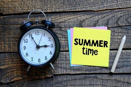 Conoce la hora exacta luego del inicio del horario de verano 2019