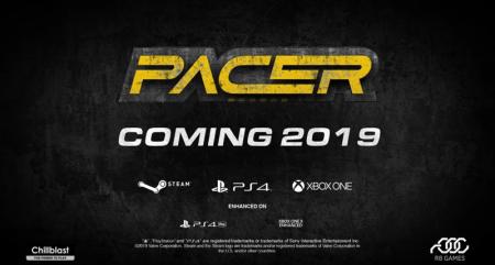El juego de carreras de combate futurista 'Formula Fusion' es rebautizado como 'Pacer'
