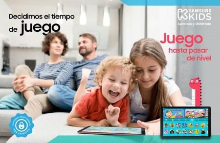 Samsung Kids ya disponible en México