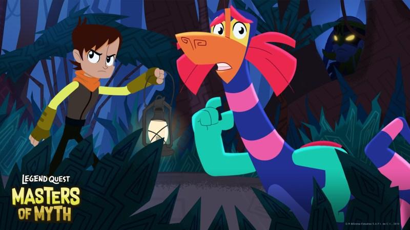 La nueva temporada de «Las Leyendas» estarán de vuelta como una serie original de Netflix