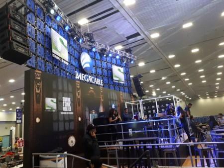 Megacable proporciona conectividad a más de 30,000 asistentes del Talent Land 2019