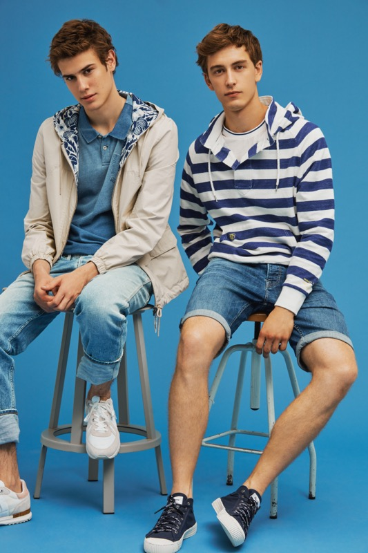 Colección Spring Summer 2019 de Pepe Jeans - pepe-jeans-lookbook-men-ss-19_look-15-16