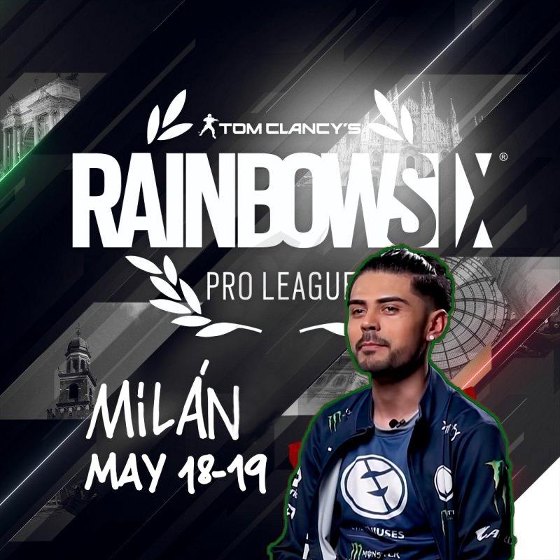 México tendrá representante en las finales de la novena temporada de la Pro League de Tom Clancy's Rainbow Six Siege - rainbowsix