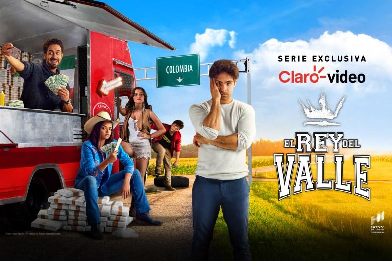 """Estreno de la segunda temporada de """"El Rey Del Valle"""" por Claro video - rey-del-valle-claro-video-webadictos"""
