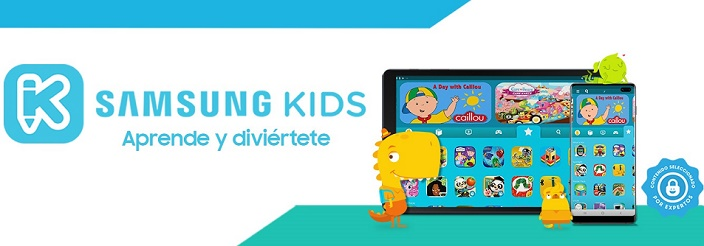 Samsung Kids ya disponible en México - samsung-kids