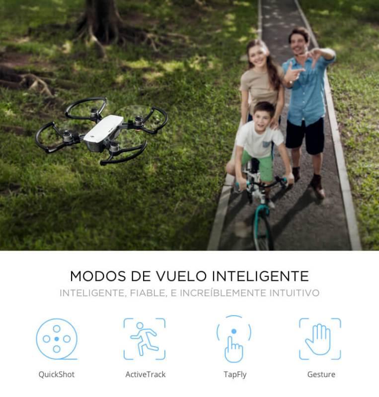 Los mejores regalos tech para hacer volar al niño que todos llevamos dentro - spark_dron_webadictos