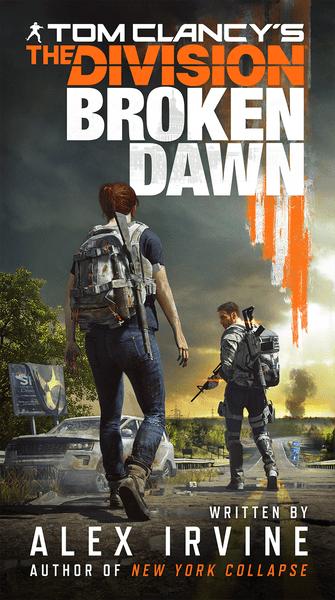 Tom Clancy's The Division se expande más allá de los dos videojuegos - tom-clancys-the-division-broken-dawn