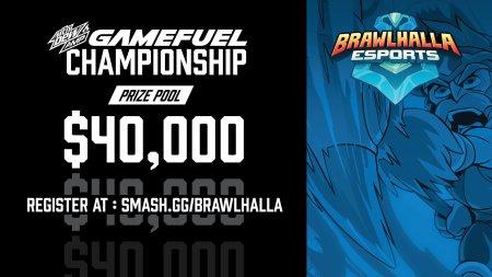 Torneo «MTN DEW AMP GAMEFUEL Championship» de Brawlhalla del 18 y 19 de mayo