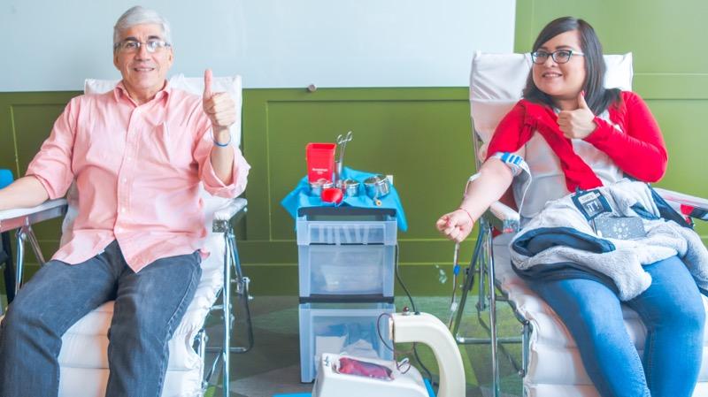 WeWork y Blooders activan campañas para conseguir 220 donadores de sangre - wework-blooders_donar-sangre-wework