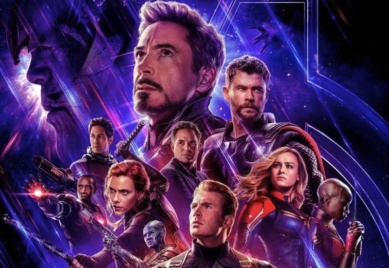 El bloqueo de spoilers de Avengers: Endgame se termina el lunes, dicen sus directores - avengers-endgame-poster