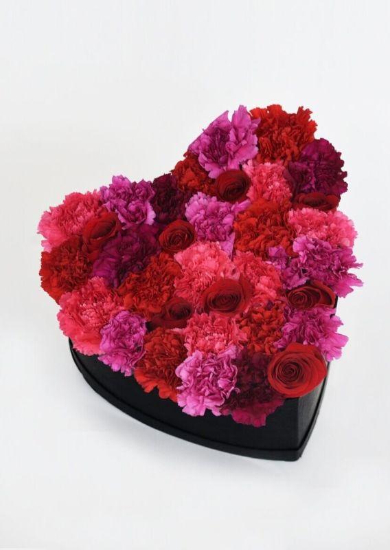 Test para saber qué flor es la perfecta para tu mamá - claveles