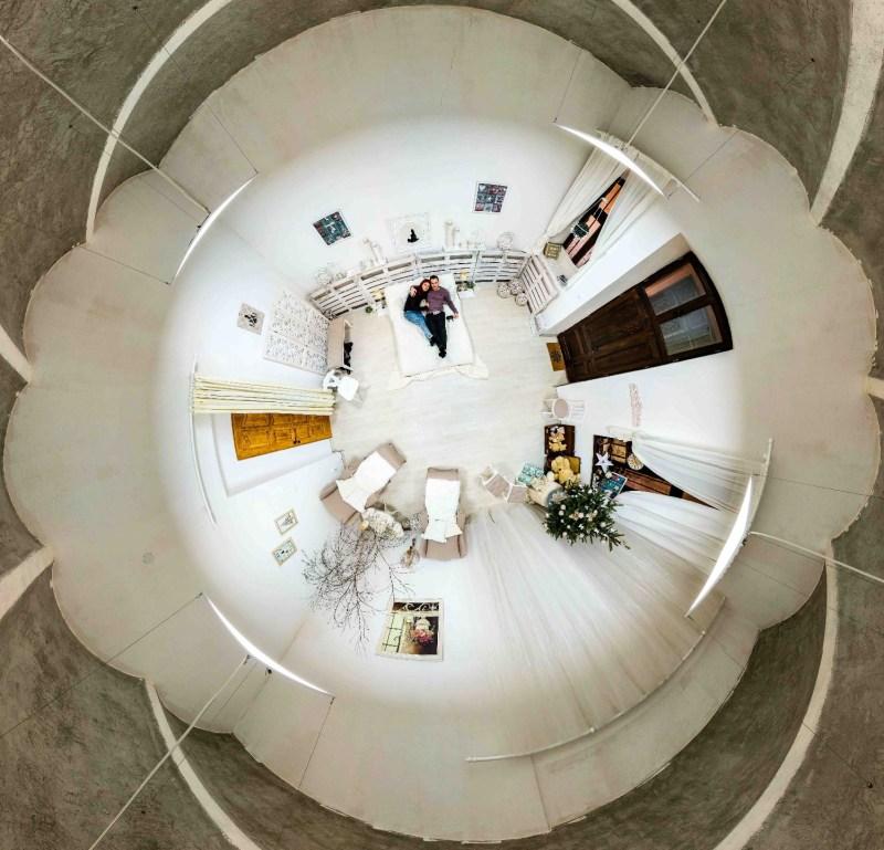 Enamórate de la fotografía con drones ¡conoce algunas ideas creativas! - drones-dji-fotografias-parejas-800x769