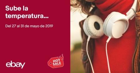 Las ofertas y cupones de eBay para el Hot Sale 2019