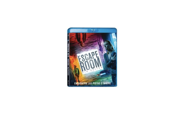 Escape Room: Sin Salida ¡Ya disponible en digital! - escape-room-800x472