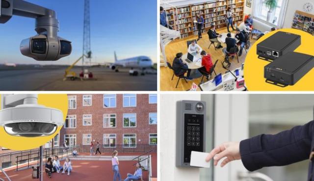 Soluciones de Axis más recientes en audio, video y control de acceso en Expo Seguridad 2019 - expo-seguridad-2019