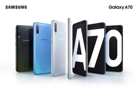 Samsung Galaxy A70 llega a México ¡Conoce sus características y precio!